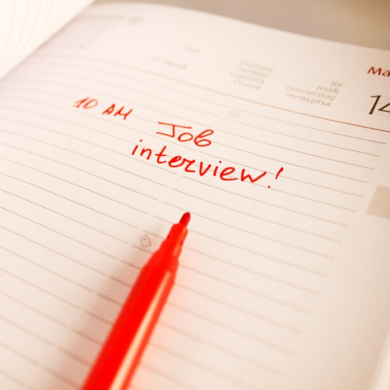 The Best Time For an Interview