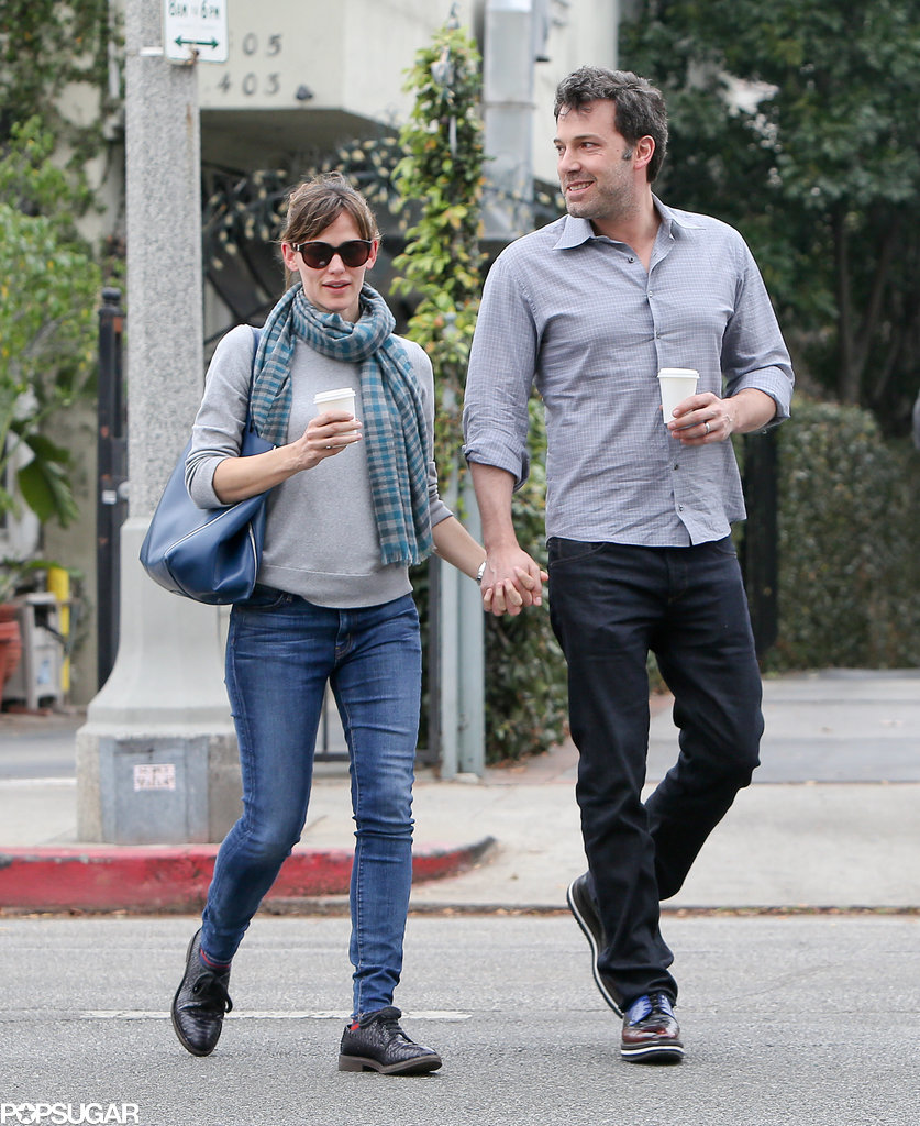 Ben and Jen's Sweet Afternoon Stroll Will Make You Smile