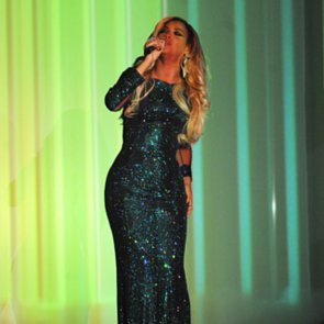 Beyonce's Performance at the Brit Awards 2014