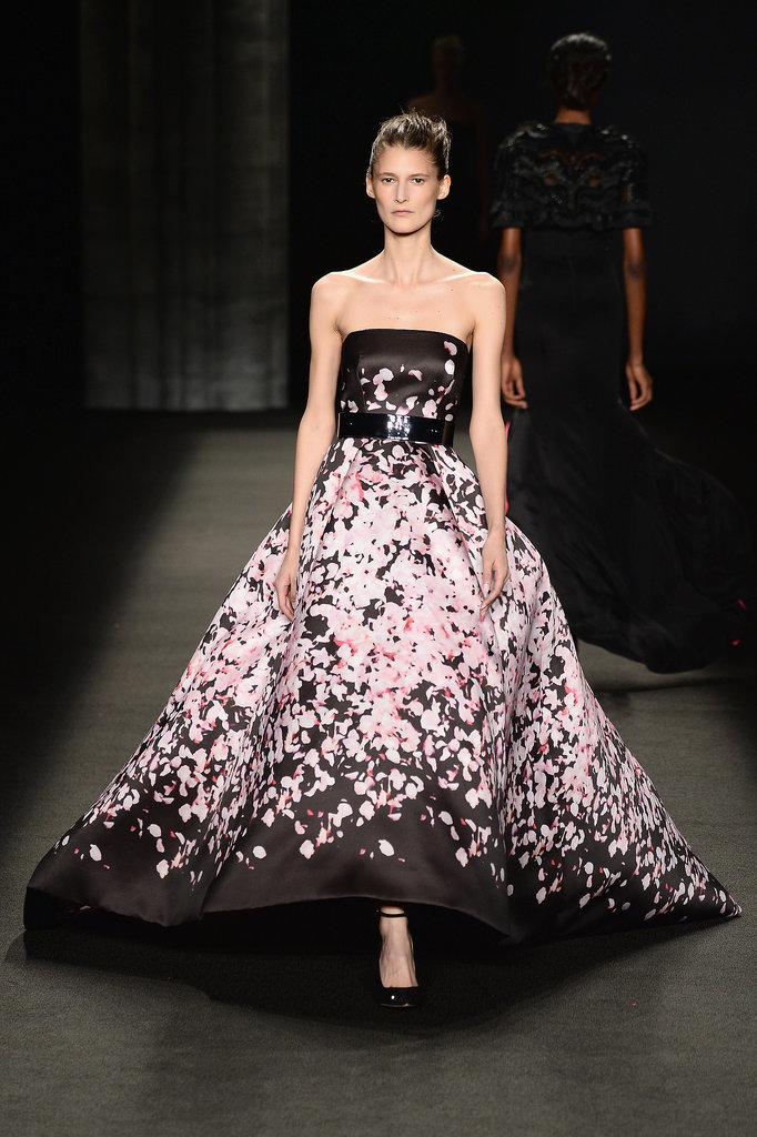 Lupita Nyong'o: Monique Lhuillier Fall 2014