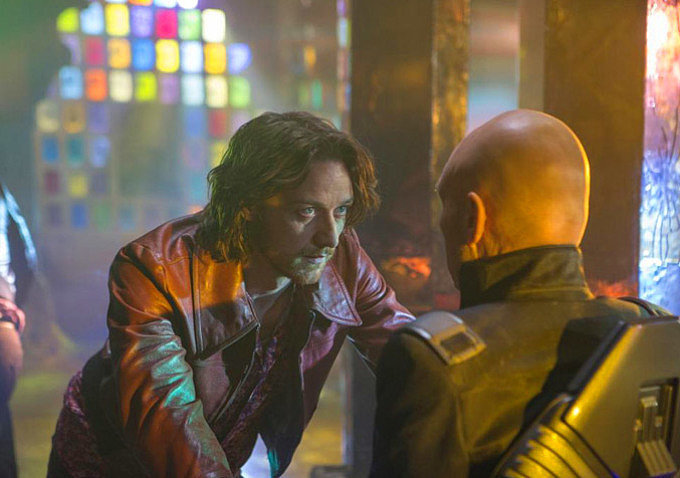 Is Professor X coming face to face with himself?!