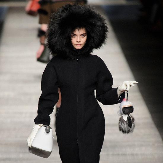 Fendi Fall 2014 Runway Show | Milan Fashion Week