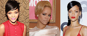 Good Girl Gone Red (and Brunette, and Blonde) — Rihanna's Boldest Hairstyles