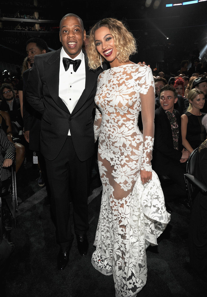 Beyoncé Knowles and Jay Z