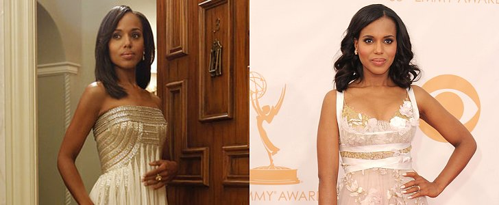 Scandal's Costume Designer Talks Red Wine, White Outfits, and Prada Bags
