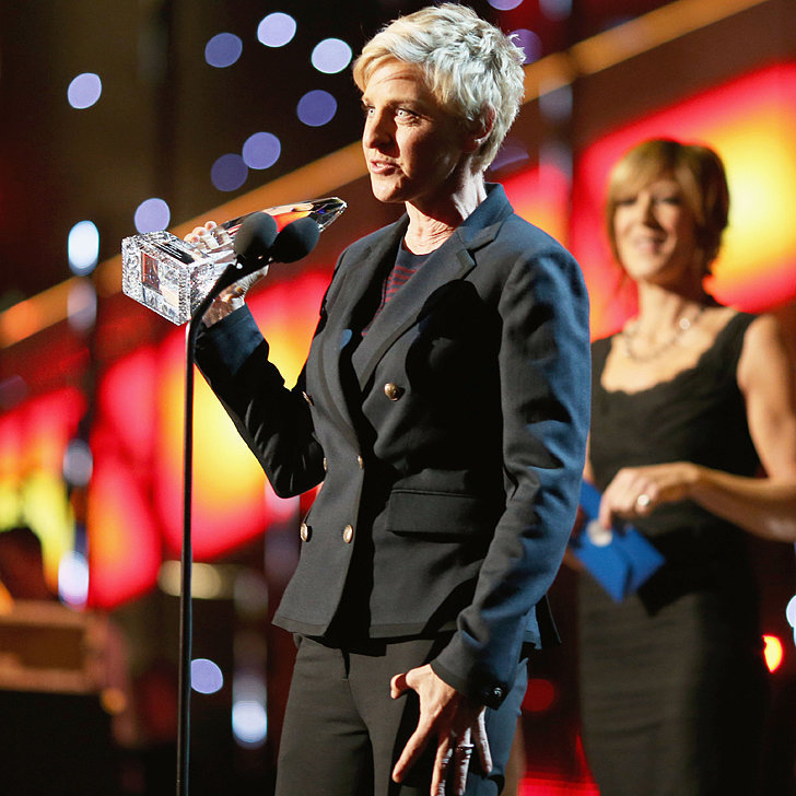 But What Will Ellen Wear to Host the Oscars?