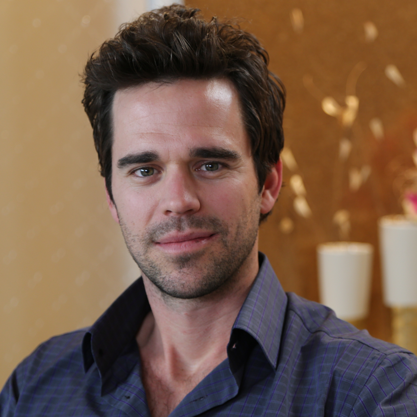 David Walton (actor) David Walton might deny that