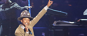 Raise Your Hand If You Want to Own Pharrell Williams's Hat