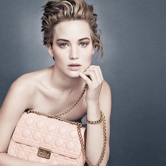 Jennifer Lawrence's New Miss Dior Campaign Images