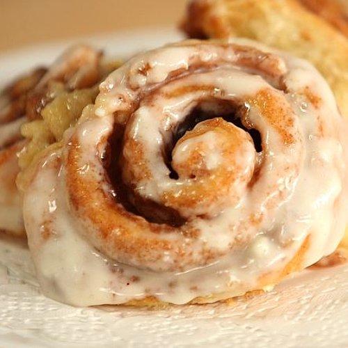 Quick Cinnamon Roll Recipe   Video