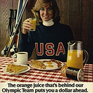 Vintage Sports Ads