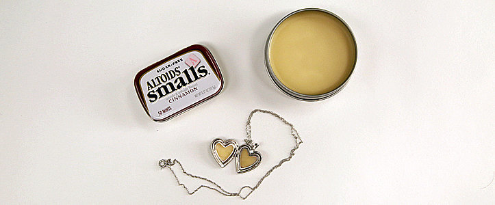 Smell Gorgeous on the Go! Try This DIY Solid Perfume