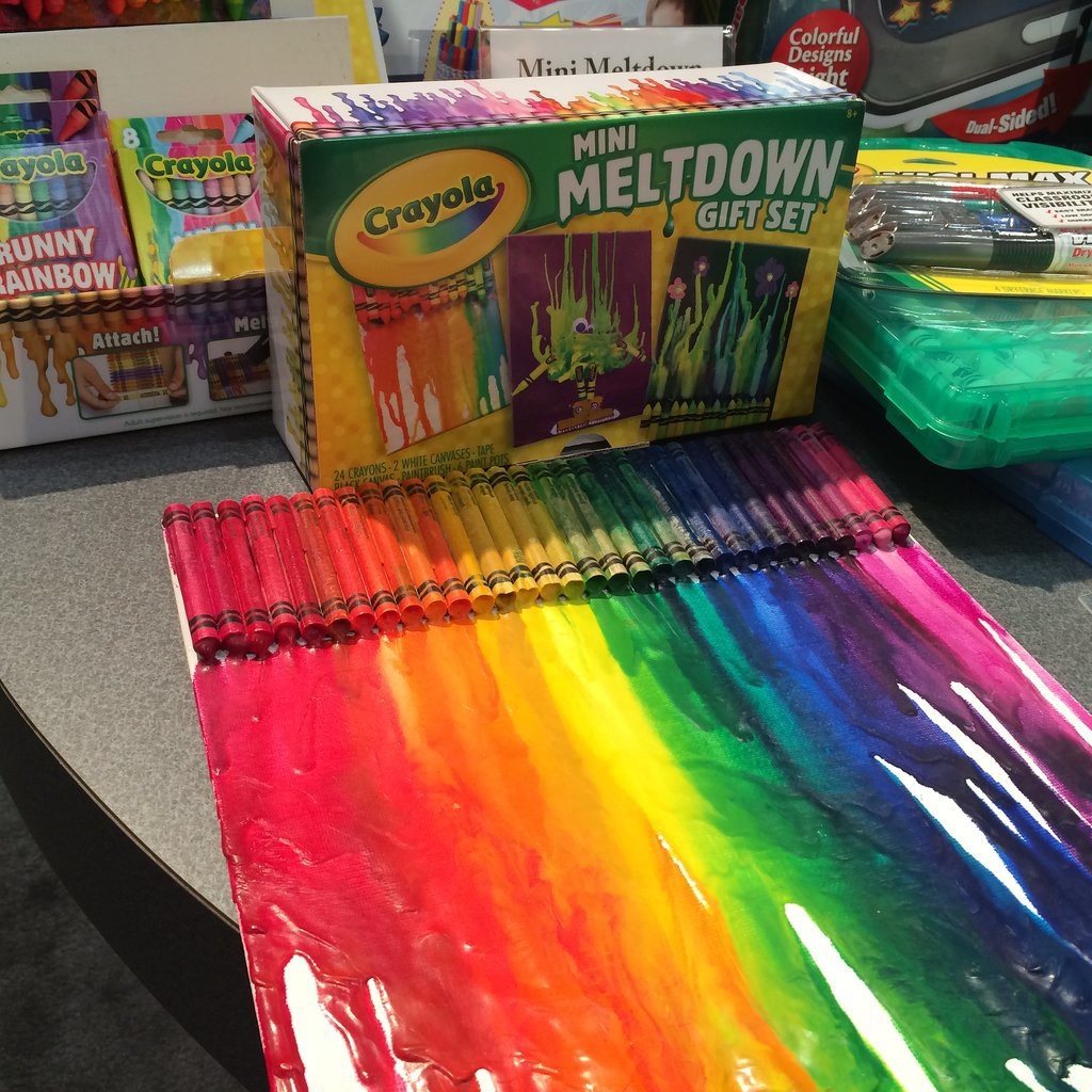 Crayola Mini Meltdown Gift Set