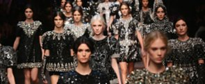 No One Does Dreamy Beauty Like Dolce & Gabbana