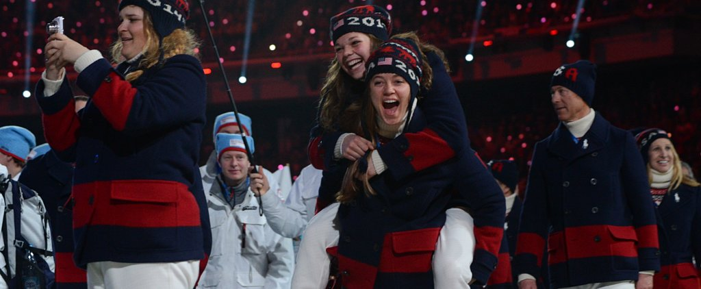 Americans Showed Their Stripes to Close Out Sochi