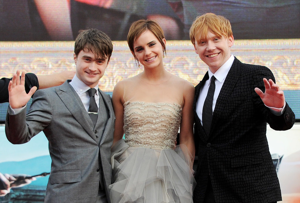 The Last Time We Saw Them Together, in 2011, Everyone Had Short 'Dos