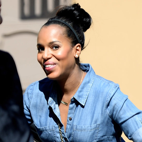 Kerry Washington's Baby Shower