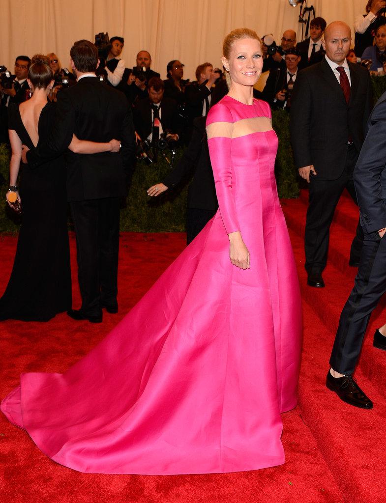 Bibhu Mohapatra's Pick: Gwyneth Paltrow