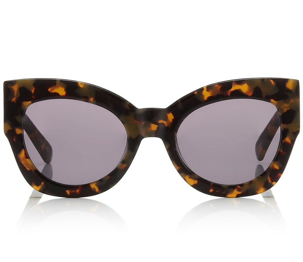 Karen Walker Sunglasses ($260)