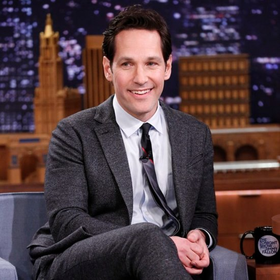 Paul Rudd Dancing and Lip Syncing on The Tonight Show