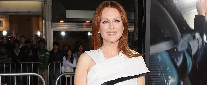 Did Julianne Moore's Legs Just Hijack the Non-Stop Premiere?