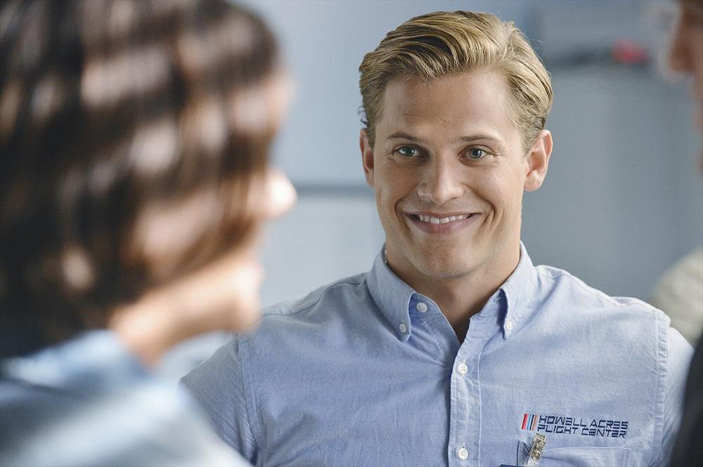 Wyatt Nash (Pretty Little Liars) will play Chris, one of the older Dollanganger siblings.