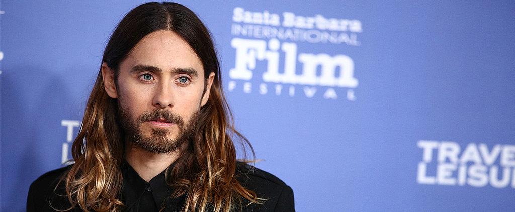 What Jared Leto's Stylist Has to Say About His Hair