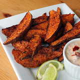 Low Calorie Sweet Potato Chips