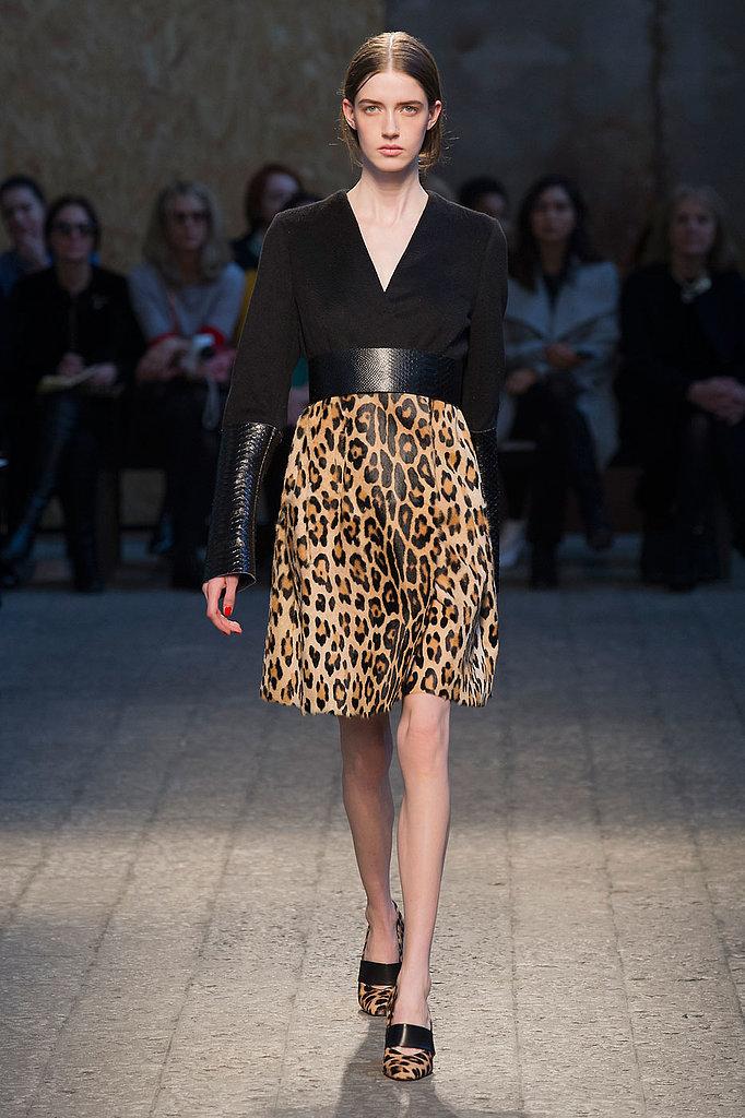 Ladylike Leopard