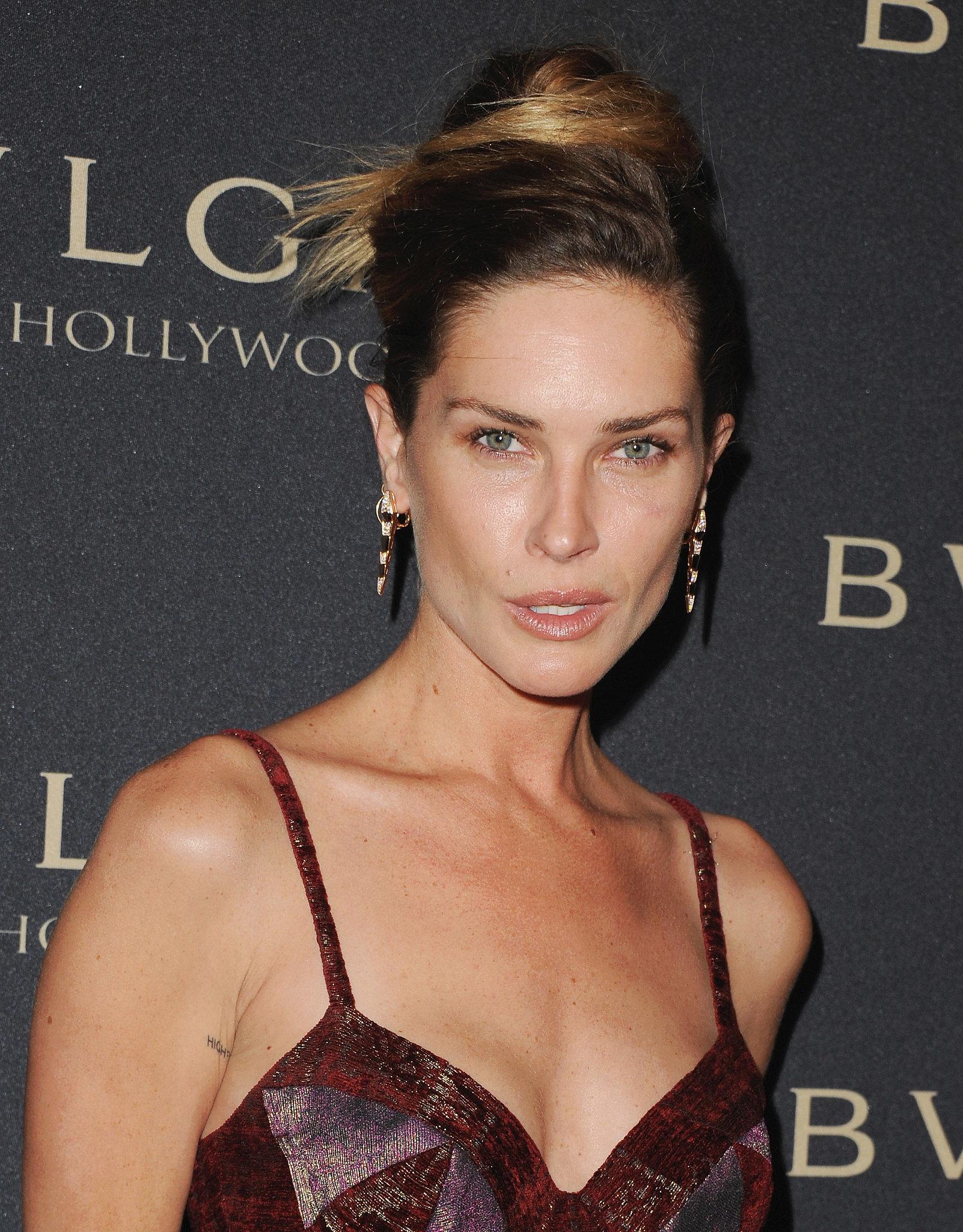 Erin Wasson at the Bulgari Decades of Glamour Oscar Party