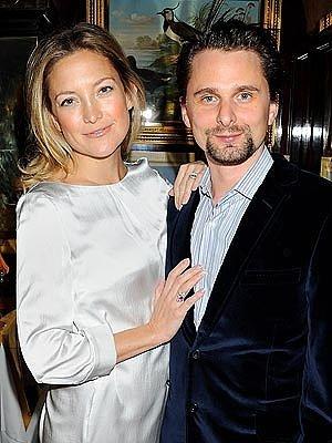 Kate Hudson and Matthew Bellamy 'on the Rocks': Source