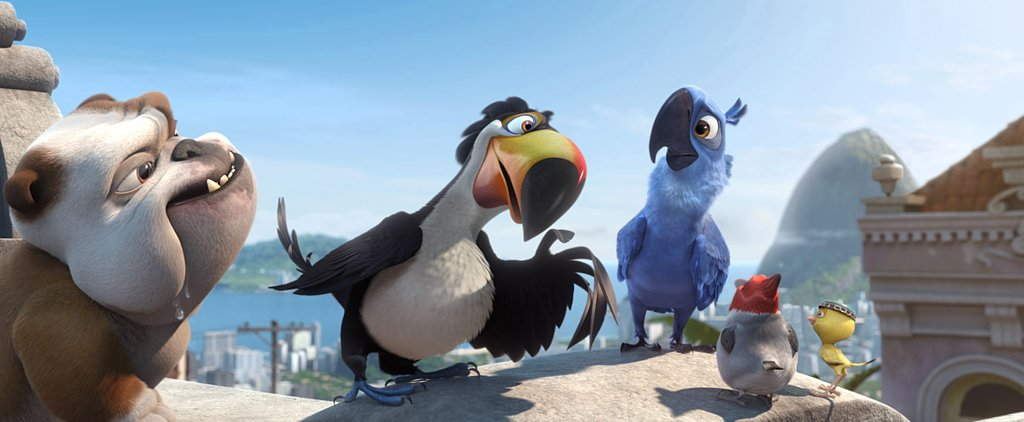 Sneak a Peek at Rio 2 Before It Hits Theaters