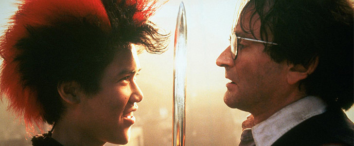 Attention, Hook Fans: Rufio Is Still Being Rufio