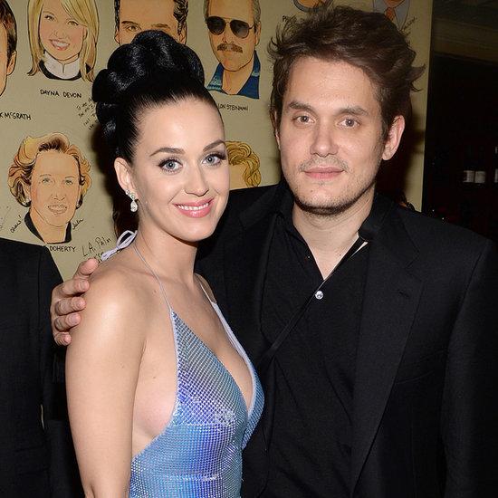 Katy Perry and John Mayer Break Up 2014