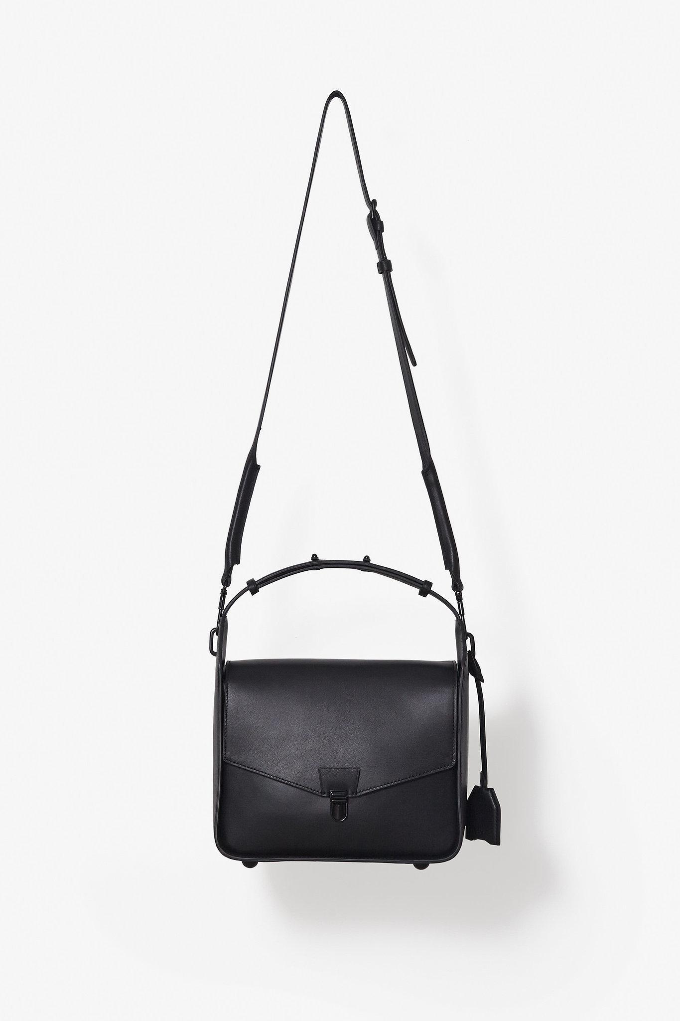 Shoulder Bag With Flap 7