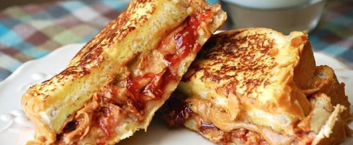 Spice Up the Ol' Classic Peanut Butter and Jelly