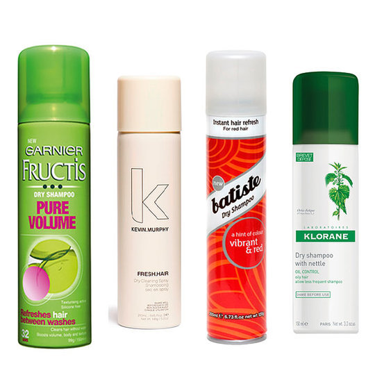 How to Use Dry Shampoo and the Best Dry Shampoo