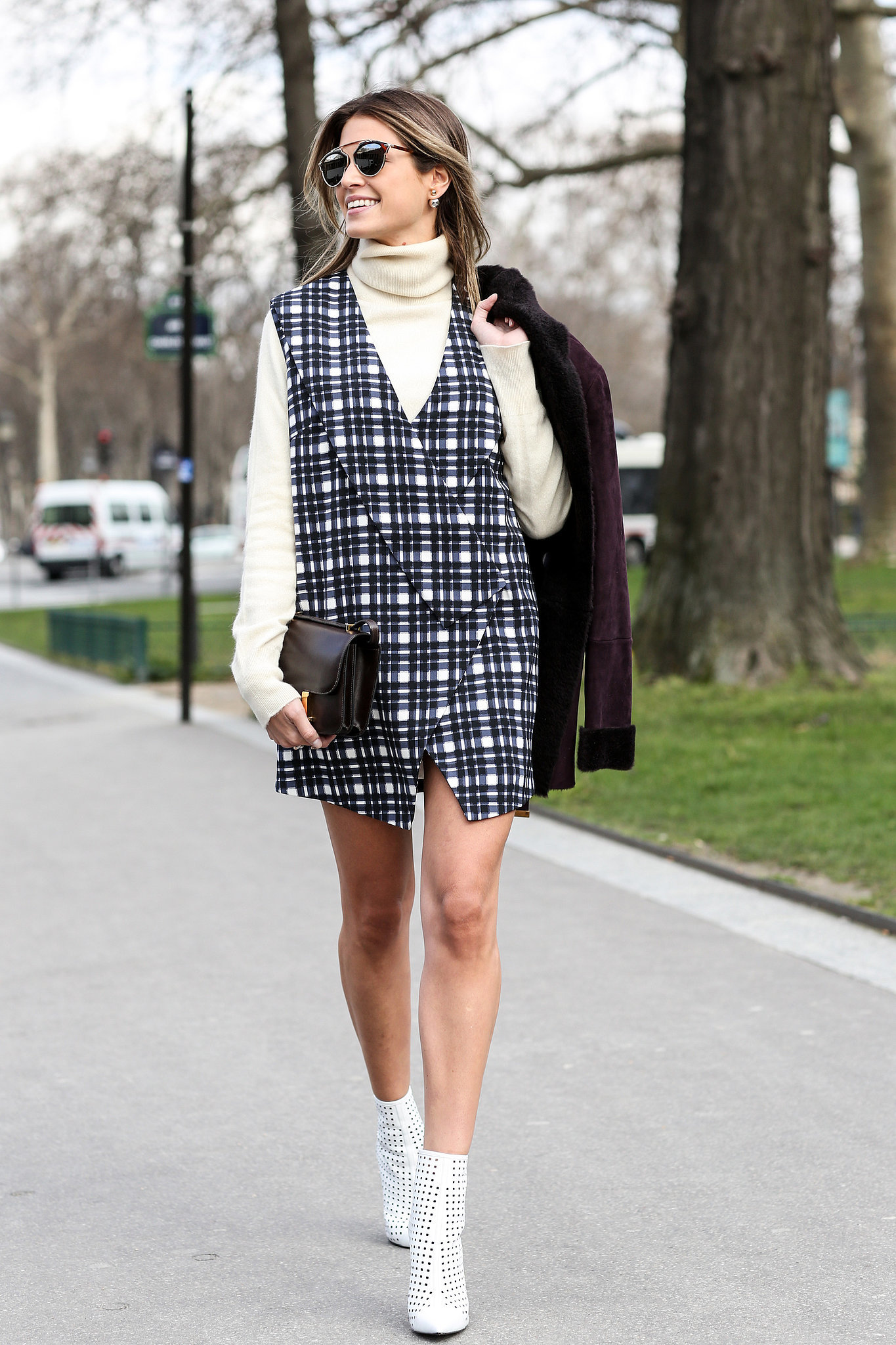 Pfw Street Style Day Two See Every Street Style Snap From Paris Fashion Week Popsugar Fashion