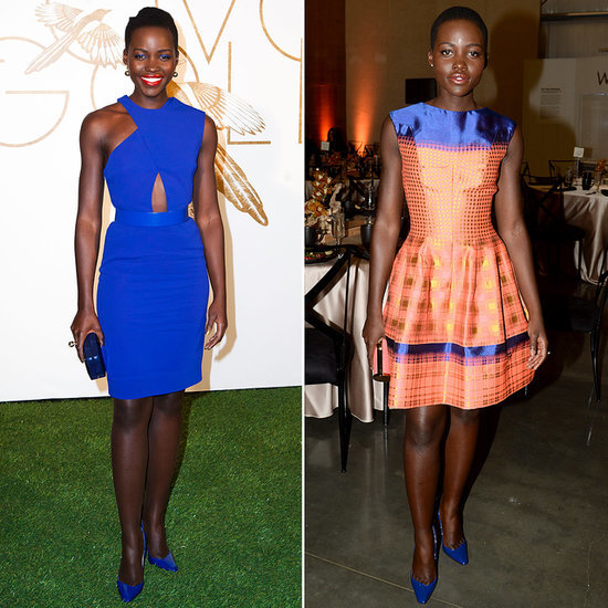 Lupita Nyong'o in Vivienne Westwood Dress