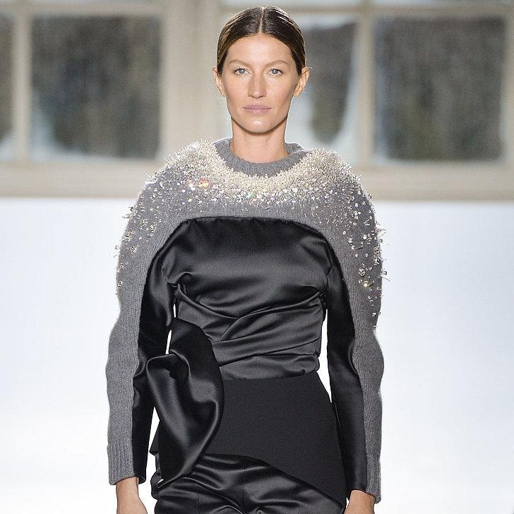 Balenciaga Fall 2014 Runway Show | Paris Fashion Week