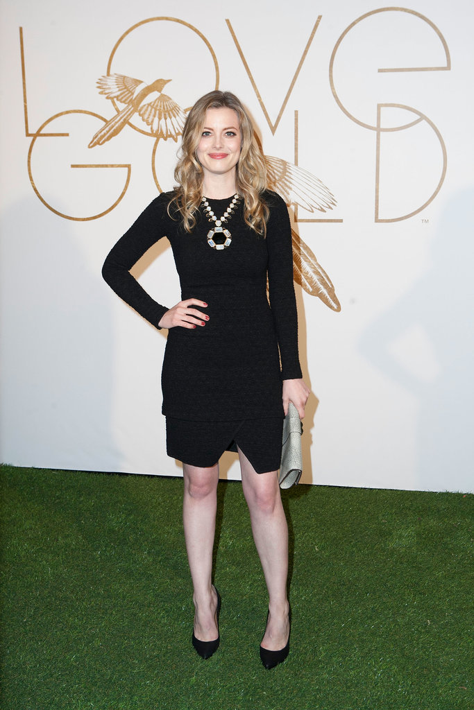 Gillian Jacobs at LoveGold Celebrates Lupita Nyong'o
