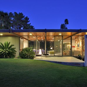 Leonardo DiCaprio's Home in Palm Springs