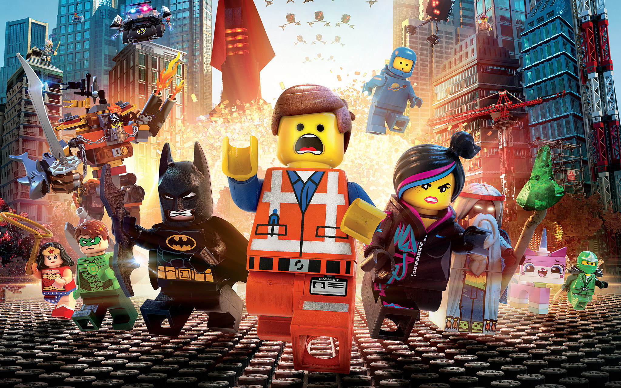Most Awesome: The LEGO Movie