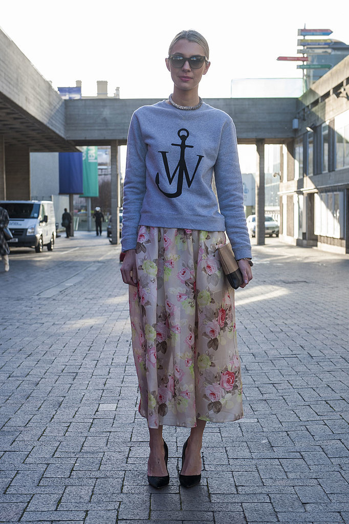 4. The Unexpected Outfit