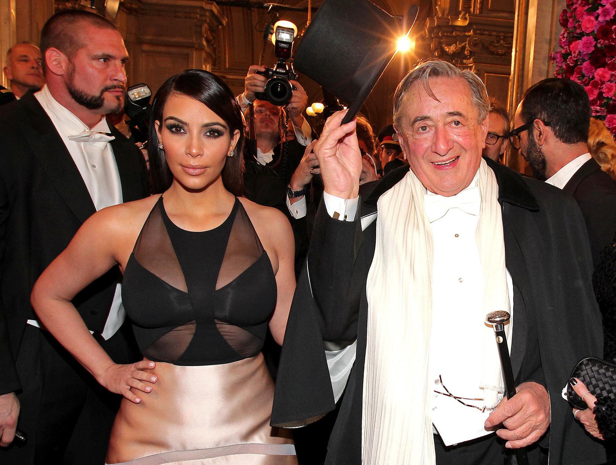 Inside Kim Kardashian's Awkward $500,000 Date