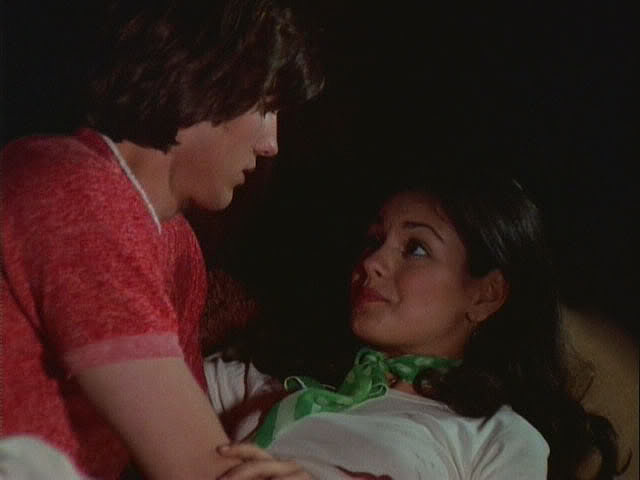Kelso and Jackie had some crazy chemistry.