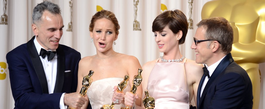 Bottoms Up! This Drinking Game Will Take Your Oscars Party to the Next Level