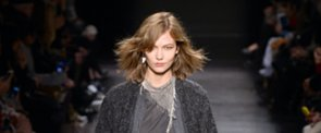 Of Course Isabel Marant's Models Look Effortlessly Cool at PFW