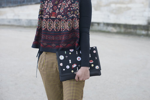 This clutch is an outfit superstar.