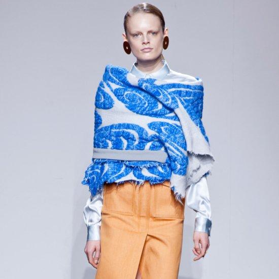Acne Studios Fall 2014 Runway Show | Paris Fashion Week